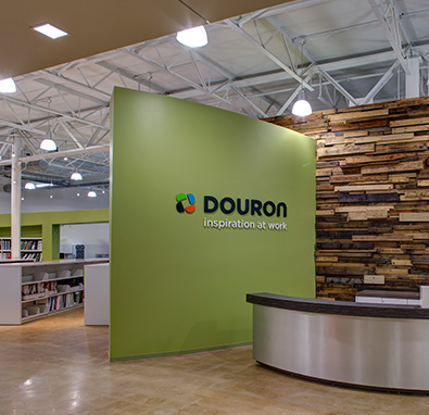 With over 45 years of experience, Douron is the top choice when it comes to furnishing your office. Find out more about Design Team Experience.