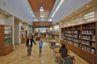 Crozet Library