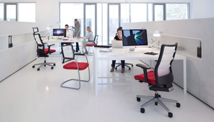 Breaking trends in office design increase productivity. Make your workspace really work with these Modern Office Design Trends solutions