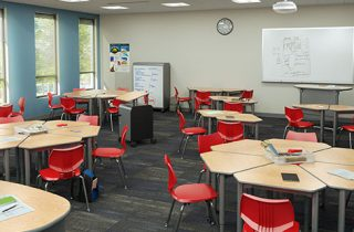 Does your educational facility need fresh, new designs to promote forward thinking? See our Education Center design solutions here at Douron!
