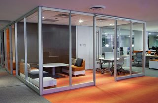 Movable office walls – the future of office space. See how Douron and movable walls could help your business. Get started today!