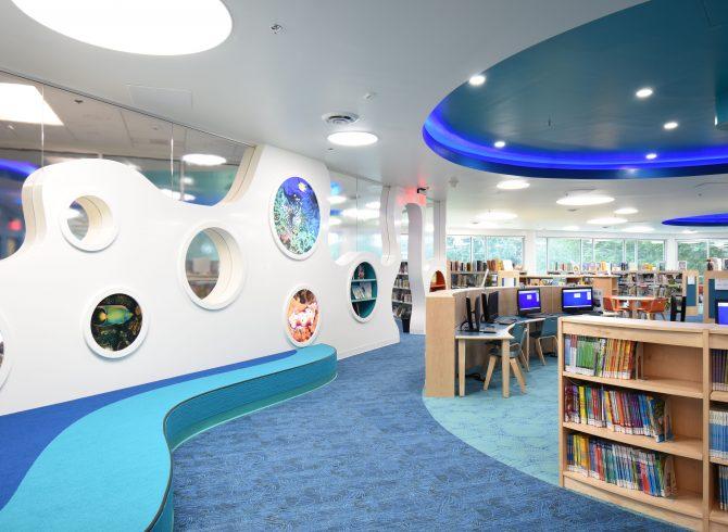 New Carrolltown Library
